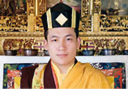 The Karma Kagyu lineage